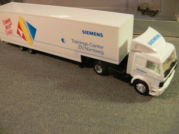 1 87 Herpa MB SK SZ Siemens d'entraînement Center Nuremberg