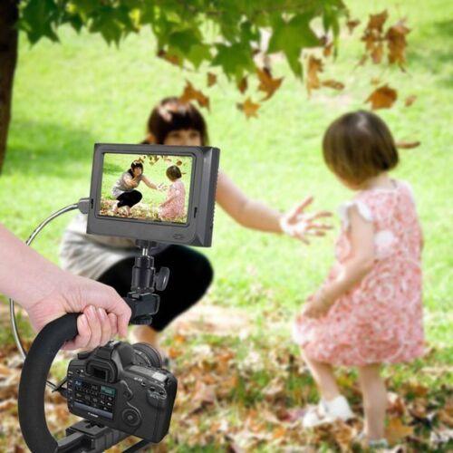 DSLR Camera DV Camcorder Stabilizer Holder Handle Hand Grip for Canon Nikon Sony