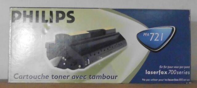 Original Philips PFA 721 Toner für Laserfax 720 725 750 755 black  Karton C