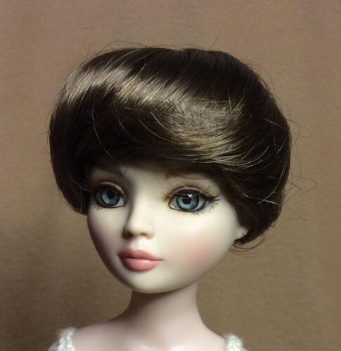 "NEW Bell Quality Doll Wig /""TOTSY/"" 7-8 LIGHT BROWN #RWT074 Baby Cap Modacrylic"