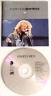 SIMPLY RED ‎- Montreux EP (CD Single Pt 1) (VG/EX)