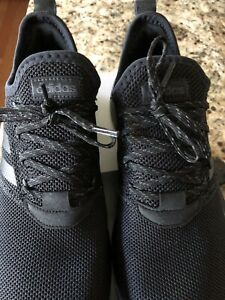 Details about New Mens 9.5 Adidas Neo Cloudfoam Lite Racer Adapt Shoes Sneakers Black, WOW!!!