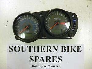 2003-Kawasaki-ZX6R-A1P-Clocks-Speedo-Speedometer-BREAKING-ZX6-R-ZX636-ZX-6-R