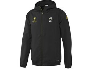 9ca1607b7c4 AJUVE89  Juventus Champions League Adidas hoodie 16-17 - black JUVE ...