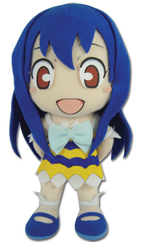 1x Official Fairy Tail - Wendy Marvell Stuffed Plush Great Eastern (GE-52540)