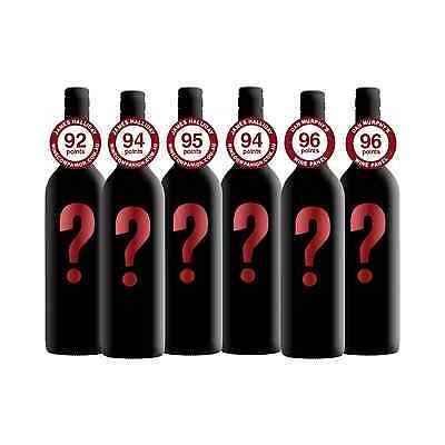 Mystery Mixed Barossa Shiraz 6-Pack pack of 6 Dry Red Wine 750mL