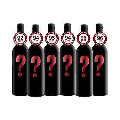 Mystery Mixed Barossa Shiraz 6-Pack pack of 6 Dry Red Wine 750mL