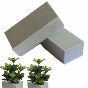 Grey-Floral-Foam-Brick-Block-Dry-Flower-Wedding-Florist-Holder-Room-Decor