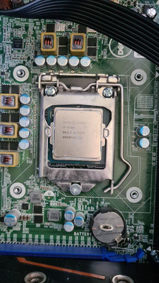 Processor, Intel, 6700 CORE i7 - 3,4 GHz