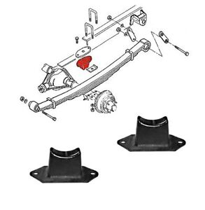 93803992 iveco daily bump stop kit 2 pieces ebay. Black Bedroom Furniture Sets. Home Design Ideas