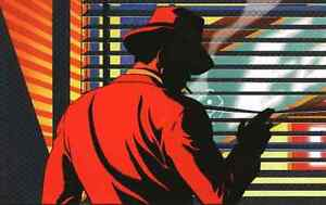 THE ADVENTURES OF PHILIP MARLOWE - OLD TIME RADIO - 3 C