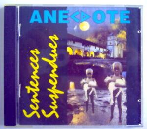 DISQUE-COMPACT-DE-1995-DE-ANECDOTE-SENTENCES-SUSPENDUES