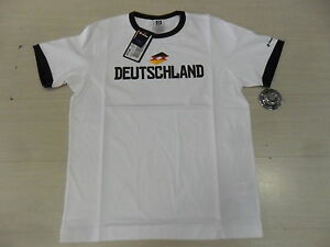 1221 Lotto Xl T-shirt Coton Allemagne Tricot Shirt Coton Coton Tee Jersey