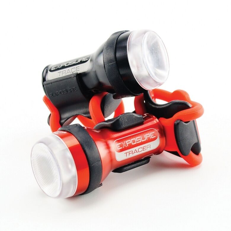 Exposure Lights Trace & TraceR Rechargable Bike Lights with new DayBright Mode