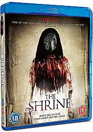 1 of 1 - The Shrine [Blu-ray], DVD | 5027035007786 | New