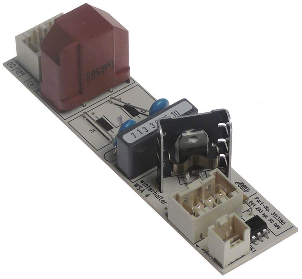 Winterhalter Platina Wsa4 para Gs310,Gs302,Gs315,Gs402 para Arrancada Suave