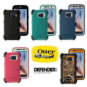 the latest 08bfe 35d7a Details about OtterBox Defender Case for Samsung Galaxy S6 w/ Holster -  Retail Package - New