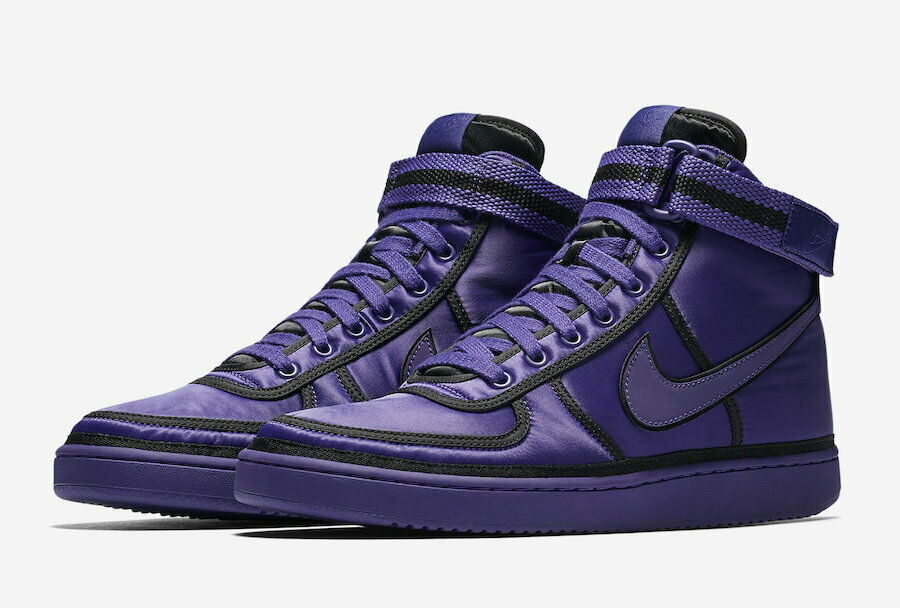 Nike Vandal High Supreme QS Court Purple Men's Basketball shoes Size 9