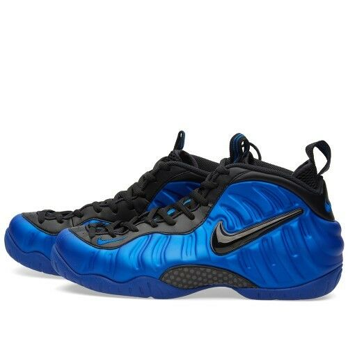 2016 Nike Air Foamposite Pro Hyper Cobalt Blue Size 10. 624041-403 Jordan Penny