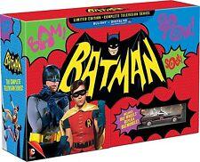 BATMAN Complete TV Series BLU-RAY Digital HD Adam West Scrapbook LIMITED EDITION