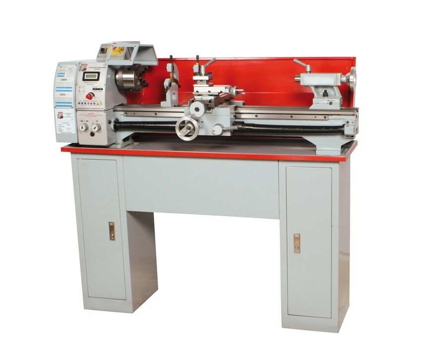 Tischdrehmaschine - ED 750FD von Holzmann