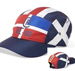 da992e6cac8 NEW Polo Ralph Lauren Hat CP 93 RL US Sailing Flags Limited Edition ...