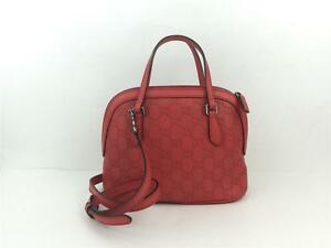 e933b459295 New Gucci Guccissima Leather Crossbody Mini Dome bag 341504