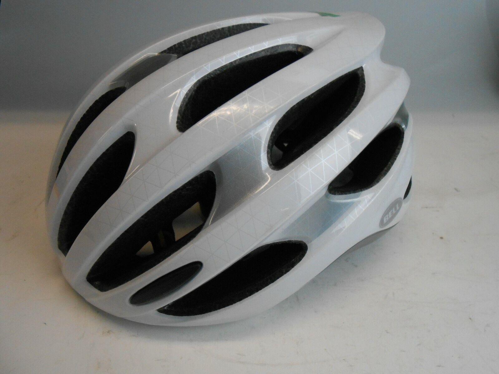 Bell draft MIPS Helmet blanco plata 807gr AA 0,3