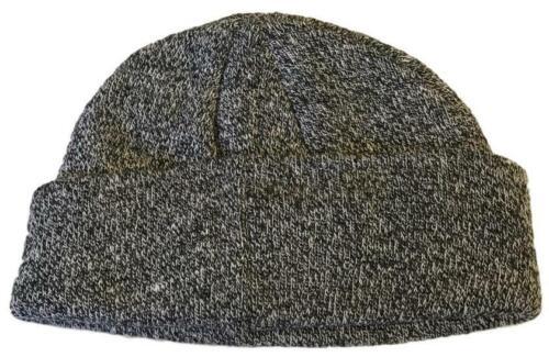 Hommes femmes pêcheur style Beanie chiné Chapeau Chaud Hiver Mode Cap 3 Couleurs