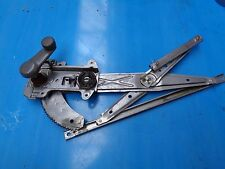 nissan micra k11 manual window regulator left n s drivers 3dr model rh ebay co uk Window Regulator Drawing MGB Window Regulator