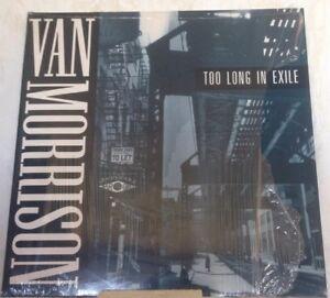 VAN-MORRISON-Unplayed-1994-12-034-Vyl-DoLP-Too-Long-In-Exile-polydor-exil5192191