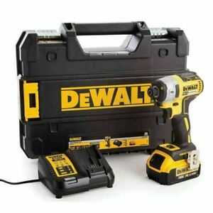 DeWalt-DCF887M1-GB-18v-1x4-0Ah-Li-ion-Brushless-G2-3-Speed-Impact-Driver