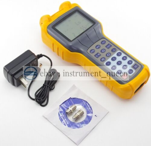 RY-S110 CATV Cable TV Handle Signal Level Meter DB Tester 46~870MHz