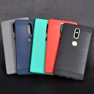 best website 71a24 b97cb Details about Fashion Soft Back TPU Case Cover For Lenovo Phab 2 Plus  PB2-670/670N Phone+Film