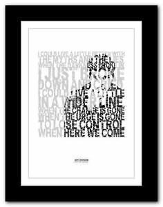 JOY-DIVISION-Shes-Lost-Control-typography-poster-art-print-A1-A2-A3-or-A4