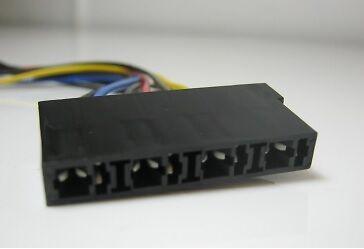 Nuevo Original Vw ISO Altavoz a DIN enchufe unidad principal radio Cable Adaptador 165051443e
