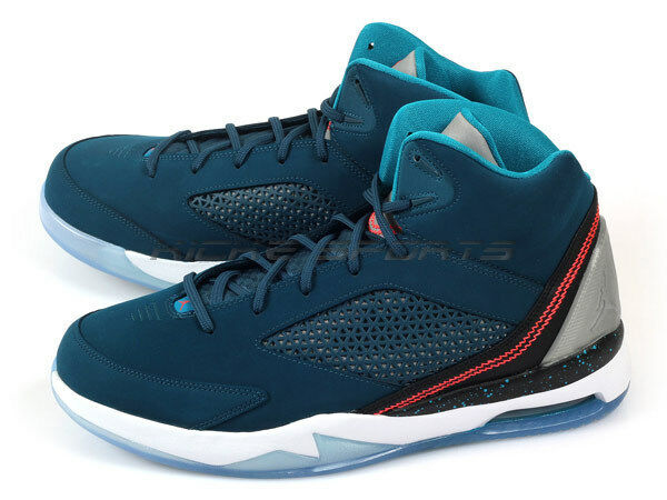 Nike Air Jordan Flight Remix Space Blue/Infrared 23-Black Basketball 679680-463 Cheap women's shoes women's shoes