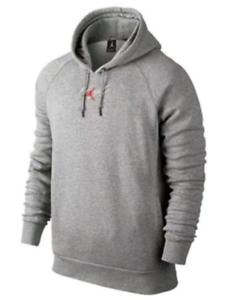 91d9c85b222d18 Men Nike Air Jordan Flight FLEECE Hoodie Pullover Size S M L XL XXL ...