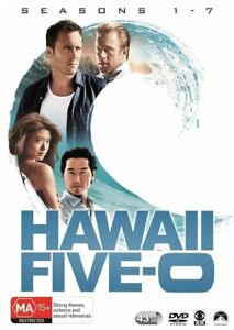 Hawaii-Five-0-2010-Seasons-1-7-DVD-NEW-Region-4-Australia