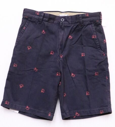 """IZOD SALTWATER RELAXED CLASSICS MEN/'S BEACHTOWN SHORTS CASUAL 10.5/"""" INSEAM NEW"""