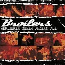 """BROILERS """"VERLIERER SEHEN ANDERS AUS"""" CD NEUWARE"""