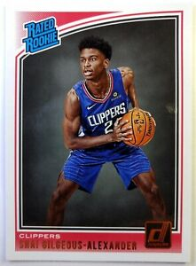 2018-18-Panini-Donruss-Rated-Rookie-Shai-Gilgeous-Alexander-RC-162-Clippers