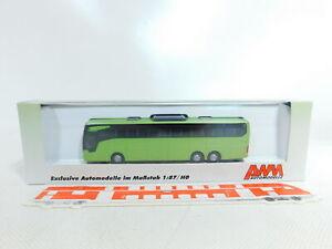 BX352-0-5-AWM-1-87-H0-Reisebus-MB-Tourismo-M-3-Werbemodell-IAA-NEUW-OVP