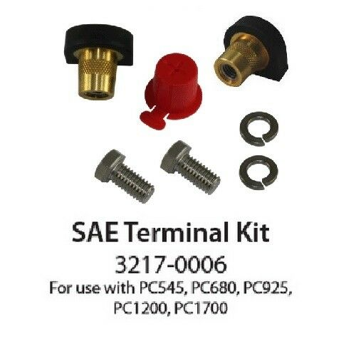 Odyssey SAE Auto Terminal Adapter Kit Conversion 3217-0006 post NEW