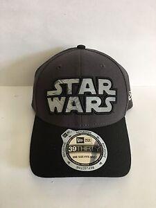 67979345a99fb NWT NEW ERA CAP STAR WARS LOGO REFLECTOR 39THIRTY DARTH VADER LG ONE ...