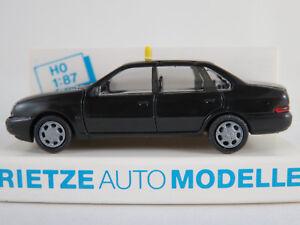 Rietze-30631-Ford-Scorpio-Limousine-1994-034-taxi-034-en-negro-1-87-h0-nuevo-en-el-embalaje-original