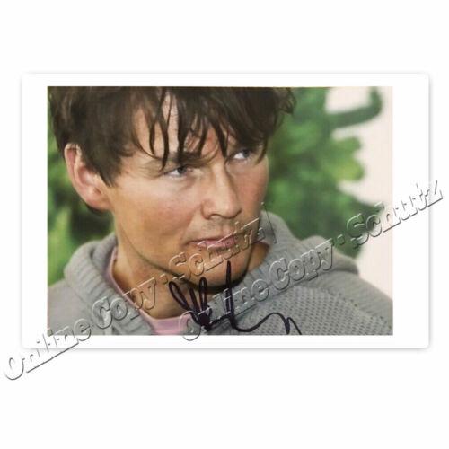 Morten Harket ActorComposerSinger Autogrammfoto laminiert AK5