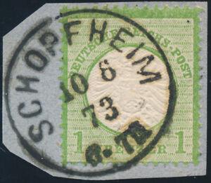 DR-1872-MiNr-23-a-schoenes-Briefstueck-gepr-Krug-Mi-50