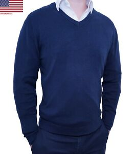 Men-s-Slim-Fit-Pullover-Sweater-Tops-Knitted-Long-Sleeve-Business-Casual-Sweater