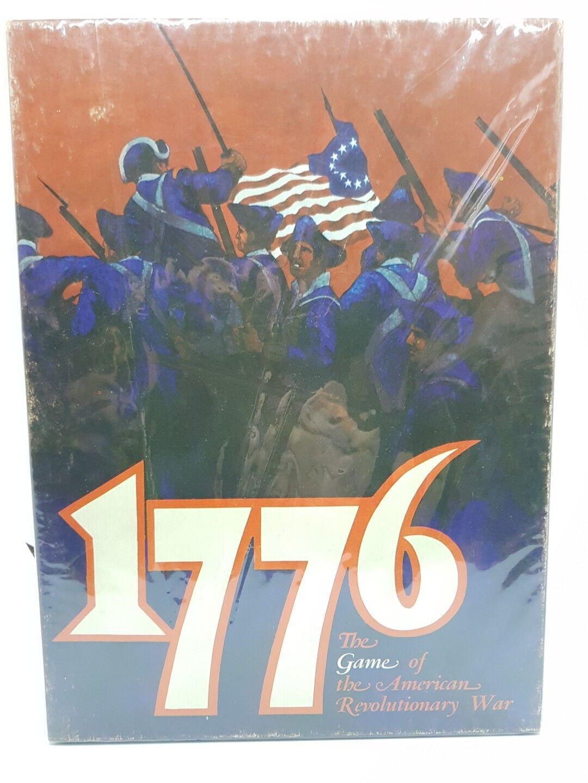 Avalon Hill 1776 The  gioco of American Revolution (1974) unpunched wargioco  con il prezzo economico per ottenere la migliore marca
